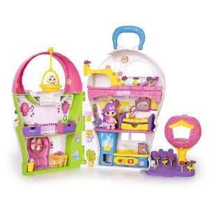 pinypon apartment playset