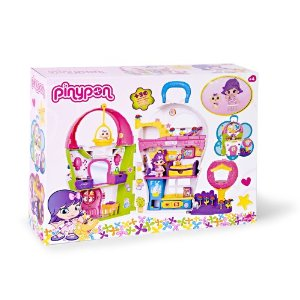 pinypon apartment playset box