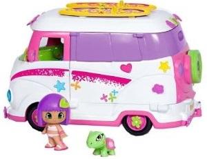 Pinypon Flowery Camper Van