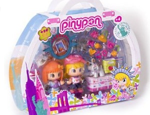 Pinypon USA gift set