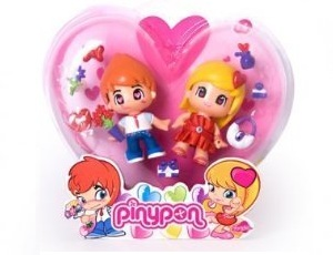 Pin Y Pon lovers set