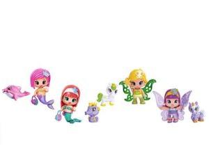 Pinypon Fantasy Fairies and Mermaid Figure
