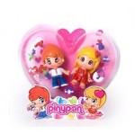 pinypon lovers gift set packaged