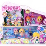 Pinypon 6 dolls gift set